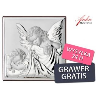 Anioł Stróż z latarenką -Prezent dla Dziecka -GRAWER GRATIS