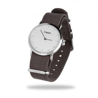 Zegarek damski z kryształami Swarovski - SENCILLO