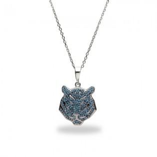 Nietuzinkowa biżuteria Swarovski - biżuteria srebrna
