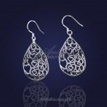 "Jewelry - Silver earrings - ""Love on the wave ....."" ATTRACTIVE PRICE!"
