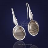Wonderful silver tears with striped flint-classics.